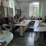 جلسه طرح توسعه شهر بیارجمند