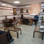 افتتاح دفتر کاریابی در بیارجمند